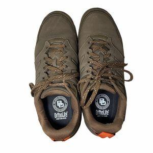New Balance Trail Walking Shoe Mens Lace Up Nubuck